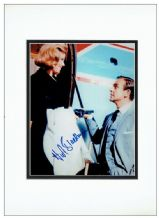 Honor Blackman Autograph Photo - James Bond